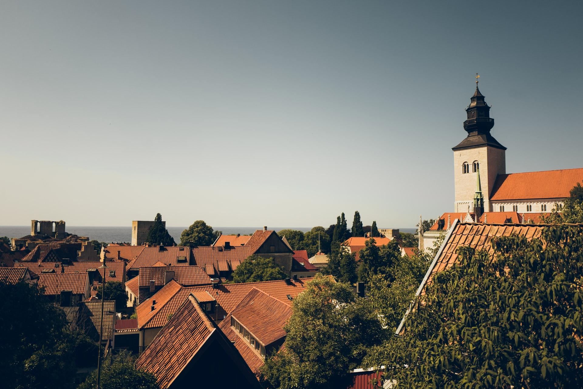 Kryssning Bornholm & Visby